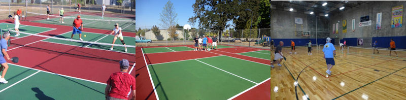 Albany Pickleball Courts