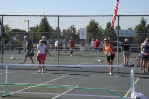 Rally In The Valley Pickleball Tournament 2012
